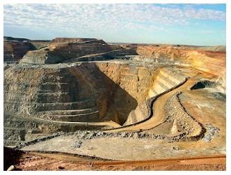 Persebaran Sumber Daya Mineral di Indonesia