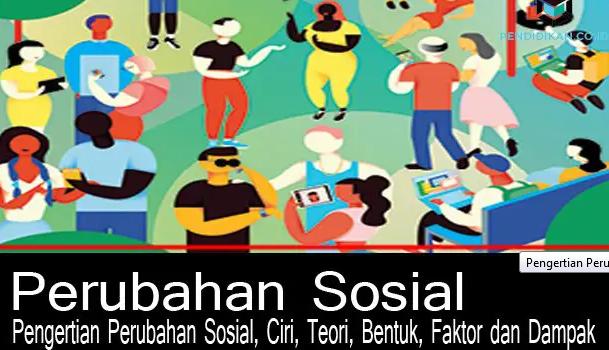 perubahan-sosial